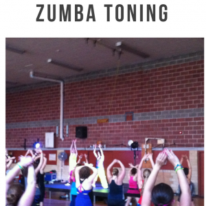 An Intro to Zumba Toning