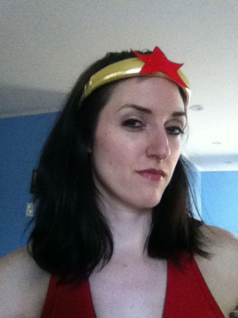 Wonder Woman - Confessions of a Fitness Instructor