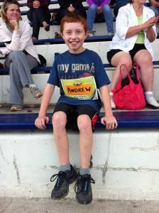 Valley Harvest Marathon Kids Run