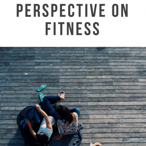 A Different Perspective on Fitness