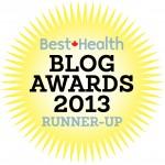 Blog Awards Logo Runner-Up