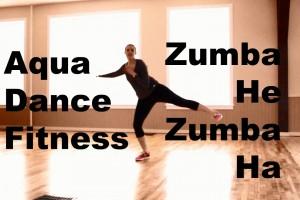Aqua Dance Fitness: Zumba He Zumba Ha