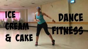 Fitness Friday: Ice Cream & Cake