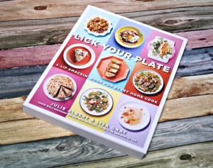 Lick Your Plate Cookbook