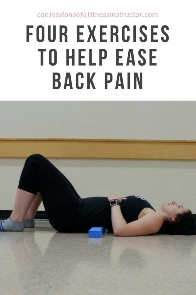 $ exercises you can do at home to help relief back pain